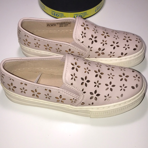 children's place slip on shoes